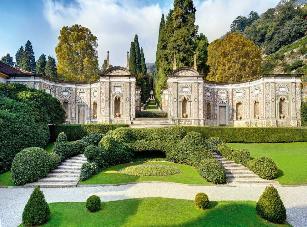 A new villa was recently unveiled in Villa d'Este, a 152-room hotel which has great views over Lake Como
