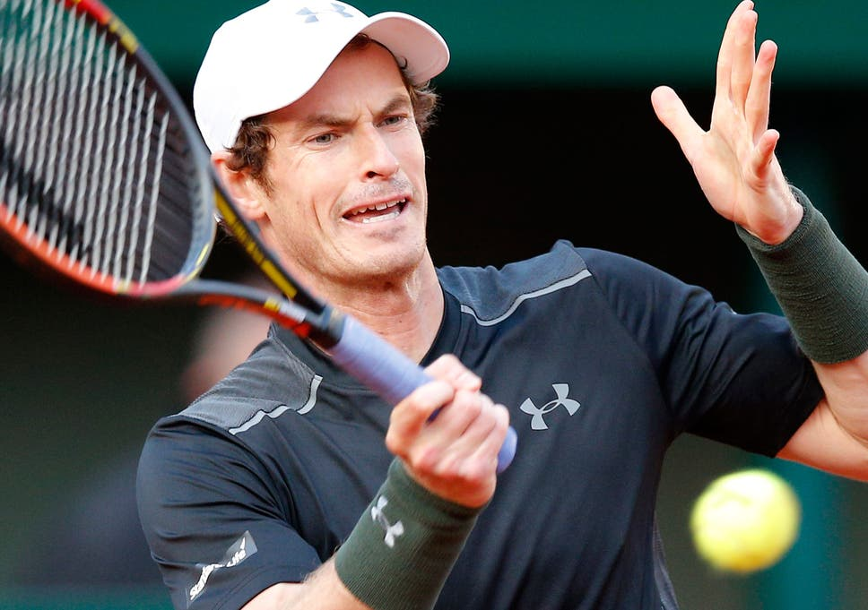 Andy Murray lives to fight another day at French Open | The Independent