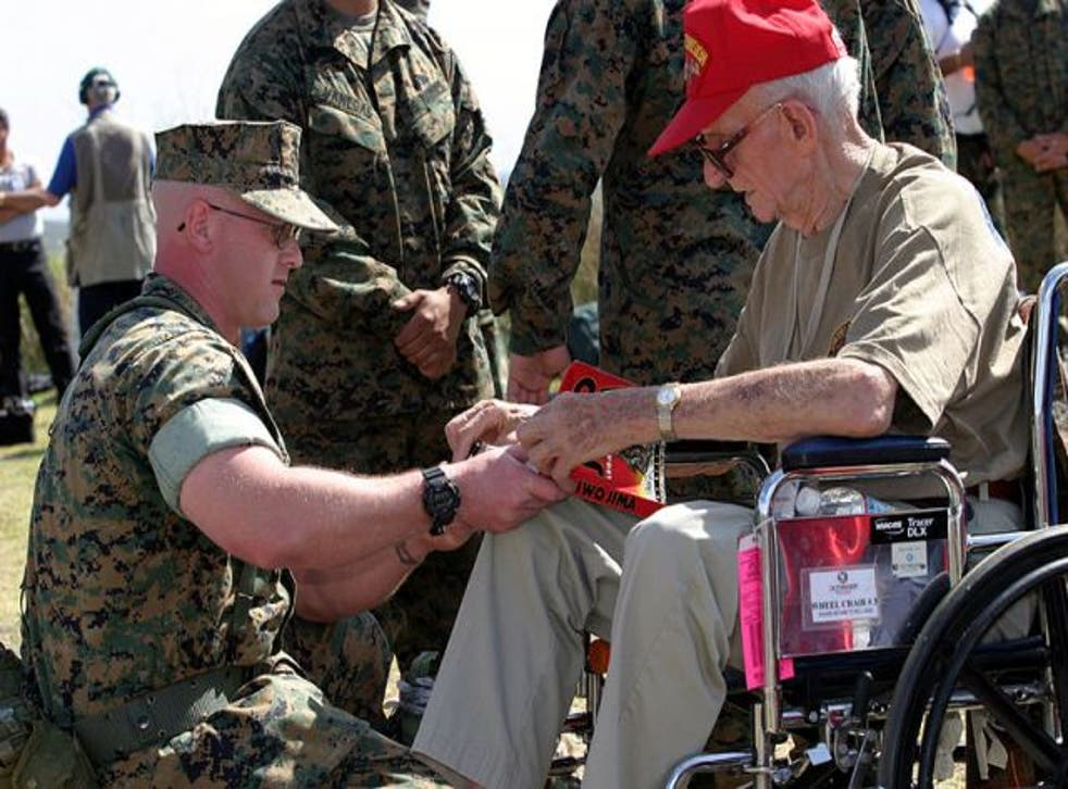 The Obama administration has been criticised for its treatment of veterans