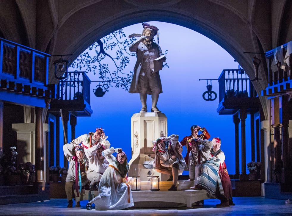 Die Meistersinger Von Nurnberg, Glyndebourne Festival Opera