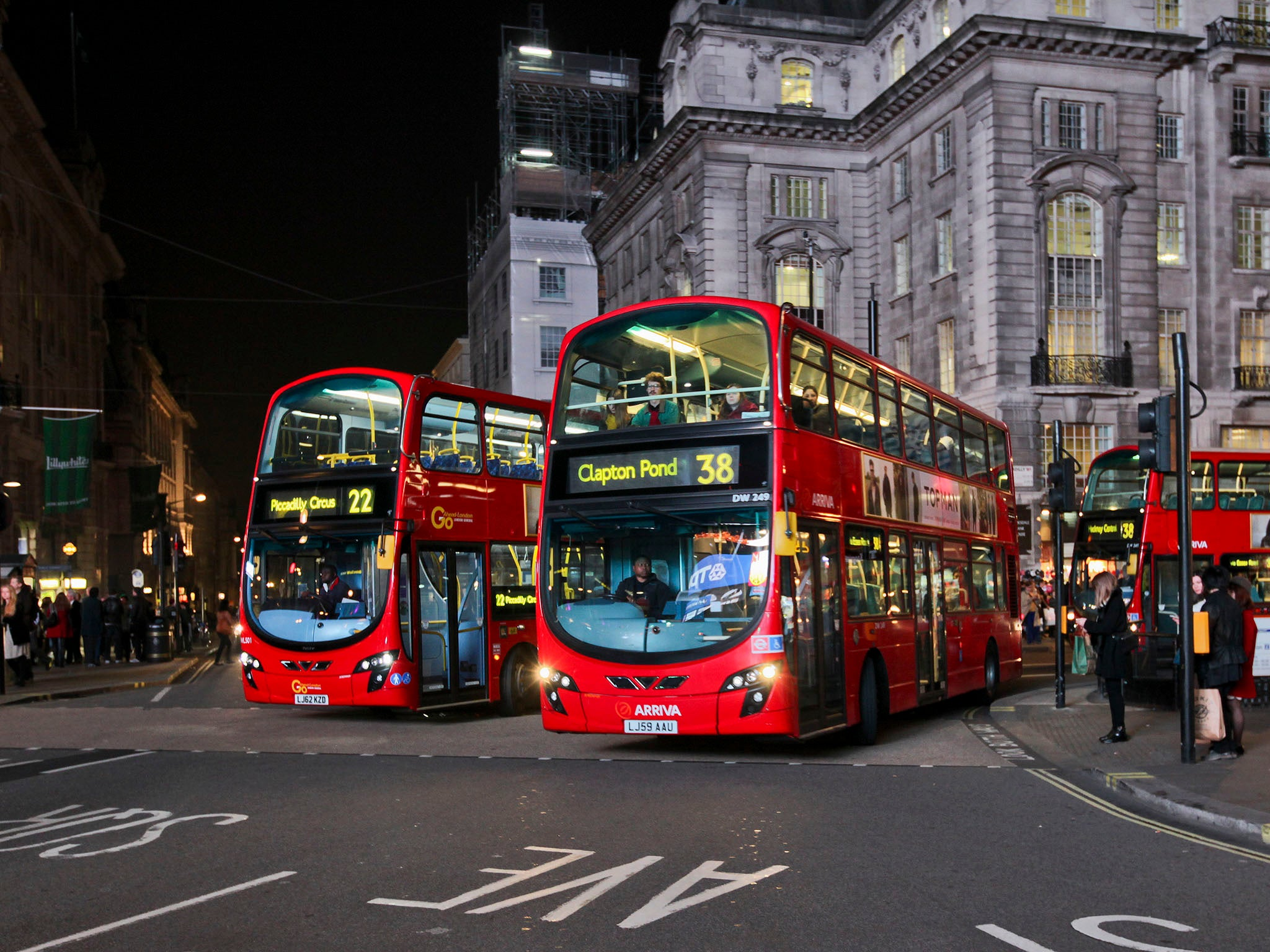 Travelling Around London: Your Transportation Options ... |London Transit Buses