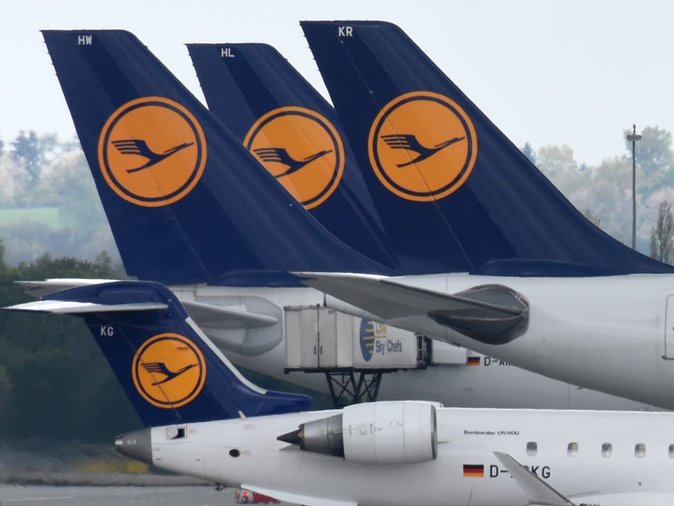Lufthansa flight to vancouver diverted after man tries to open door a rescue crew including a doctor were quick to the scene when the plane landed and fandeluxe Images