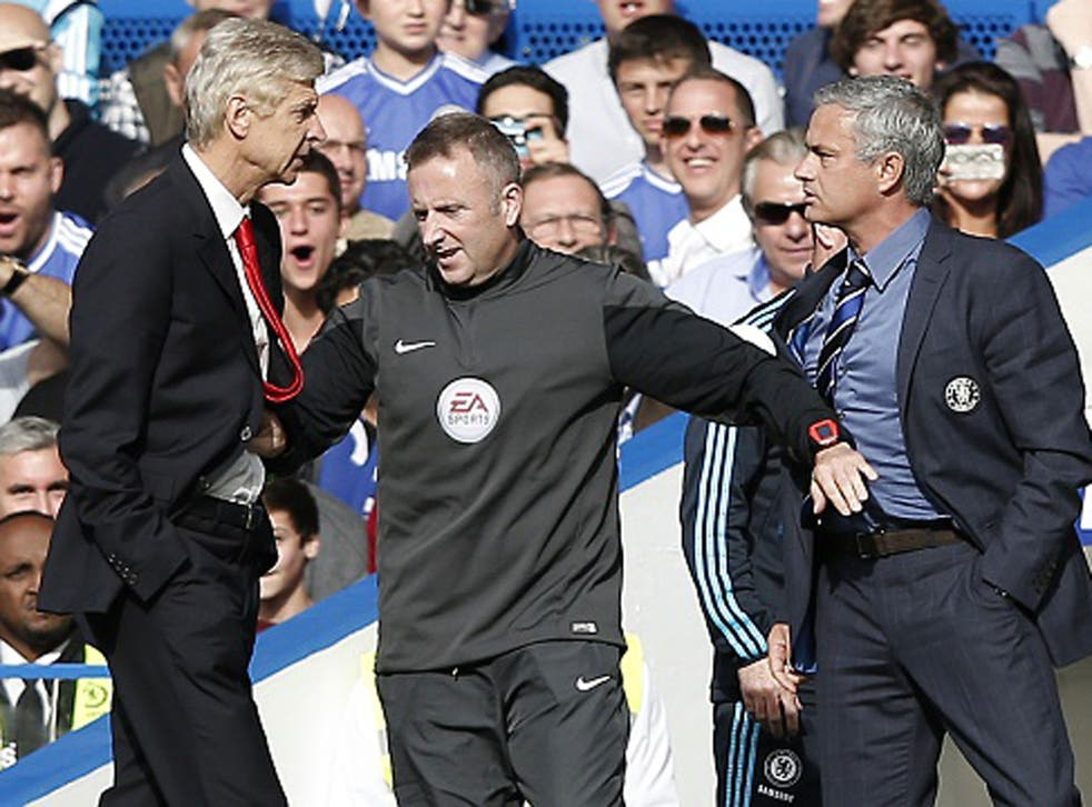 Arsene Wenger and Jose Mourinho will resume their rivalry in the Premier League next season (Getty)