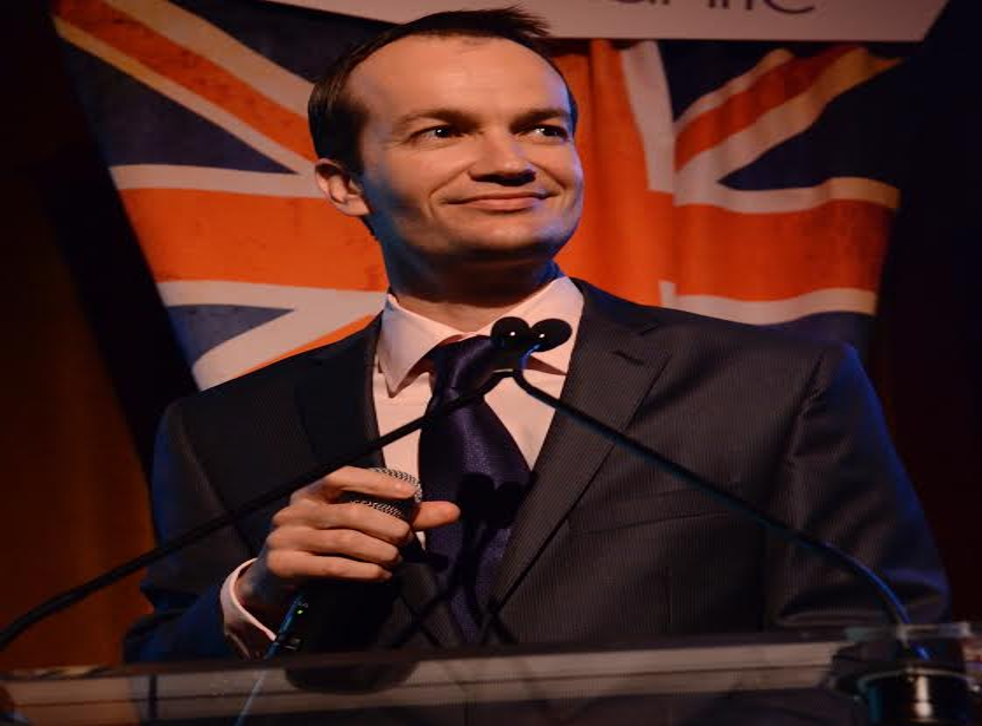 Lopez has championed British business in US for five years