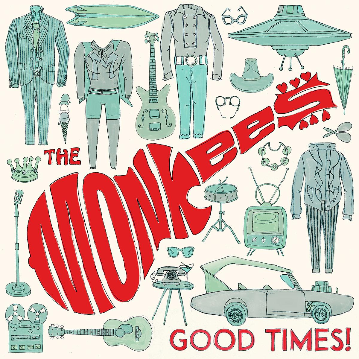 The Monkees, Good Times!, Album Review: 'Probably The Band