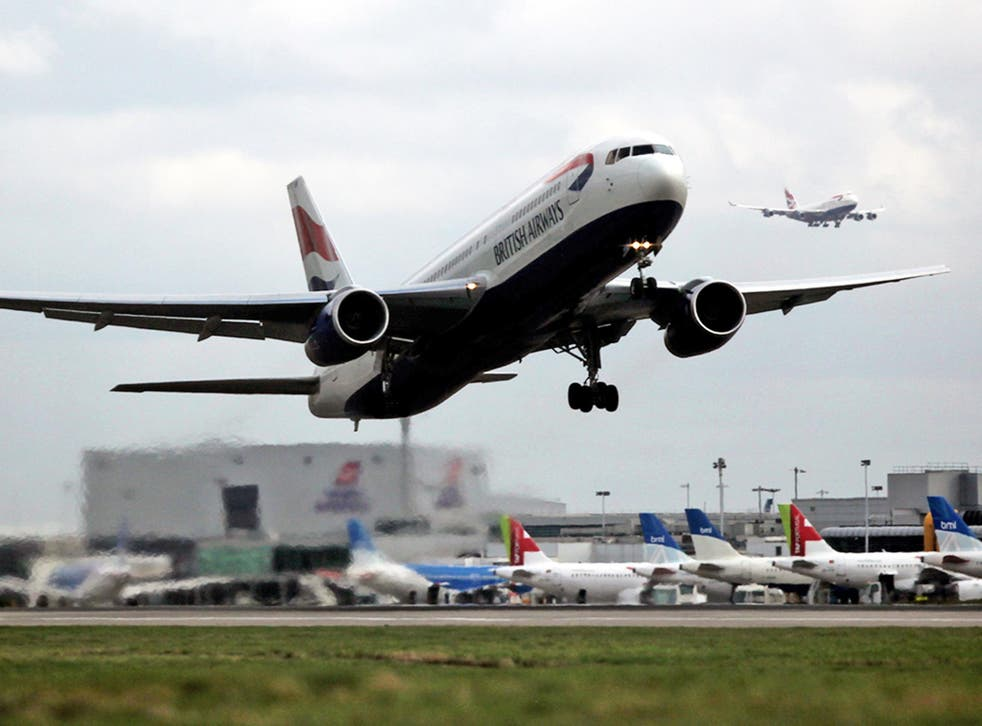 Airline passengers have been told to expect further disruption
