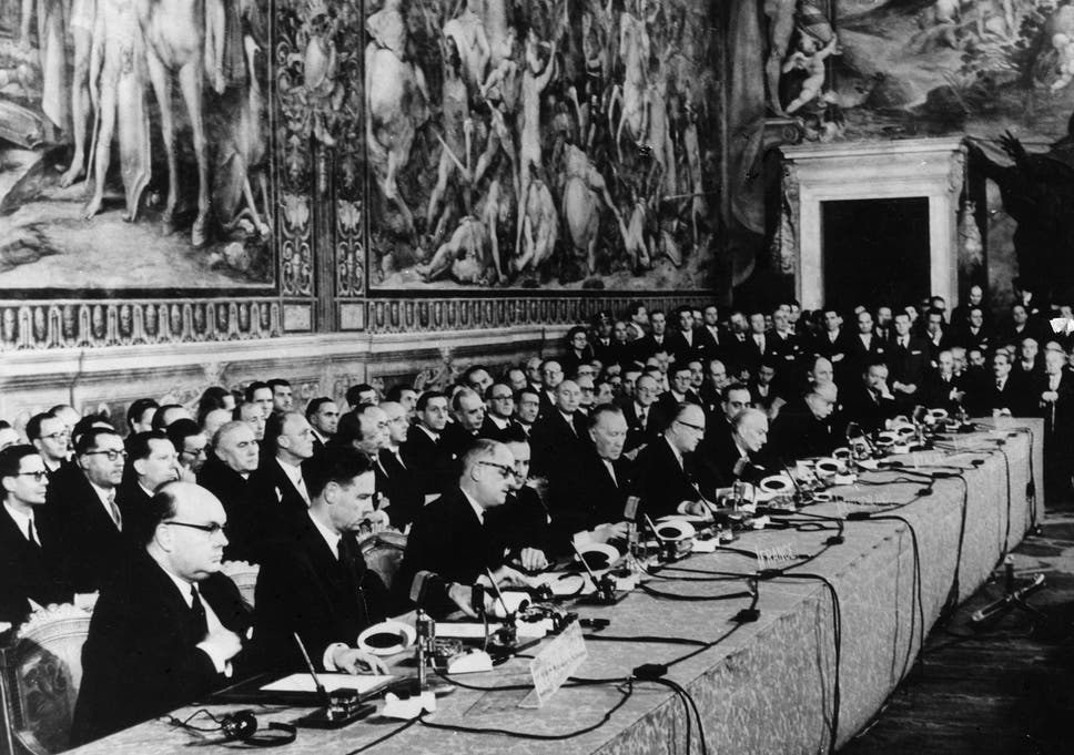 How The European Union Went From War Baby To Problem Child The