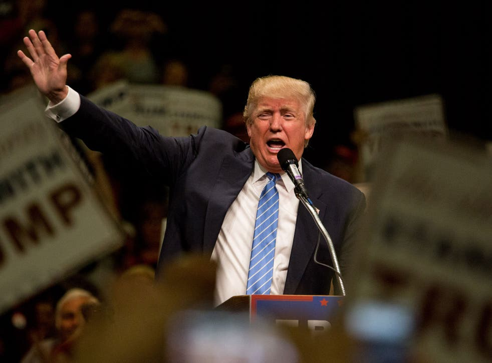 Donald Trump is the official Republican nominee for the US Presidency