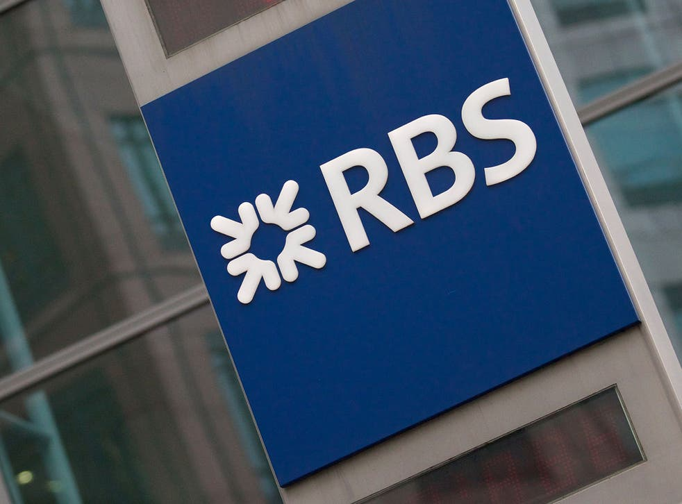 The Government sold £2.1 billion of RBS shares last August at 330p each
