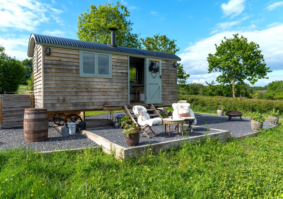 The Uks 10 Best Shepherds Huts The Independent