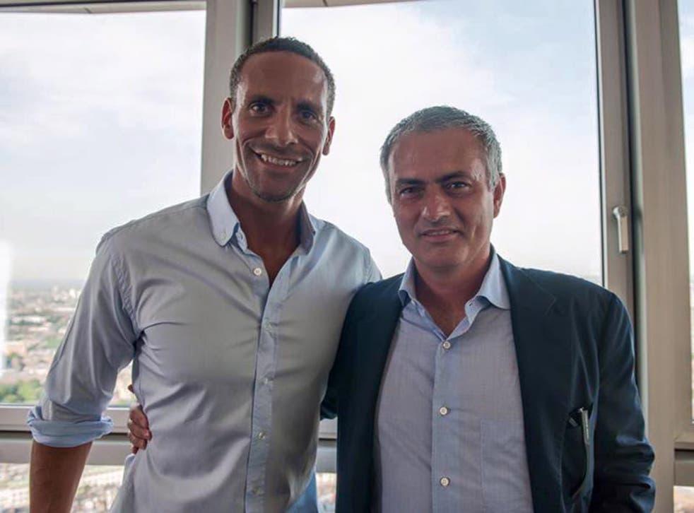 Rio Ferdinand believes Manchester United have signed 'a true winner' in Jose Mourinho