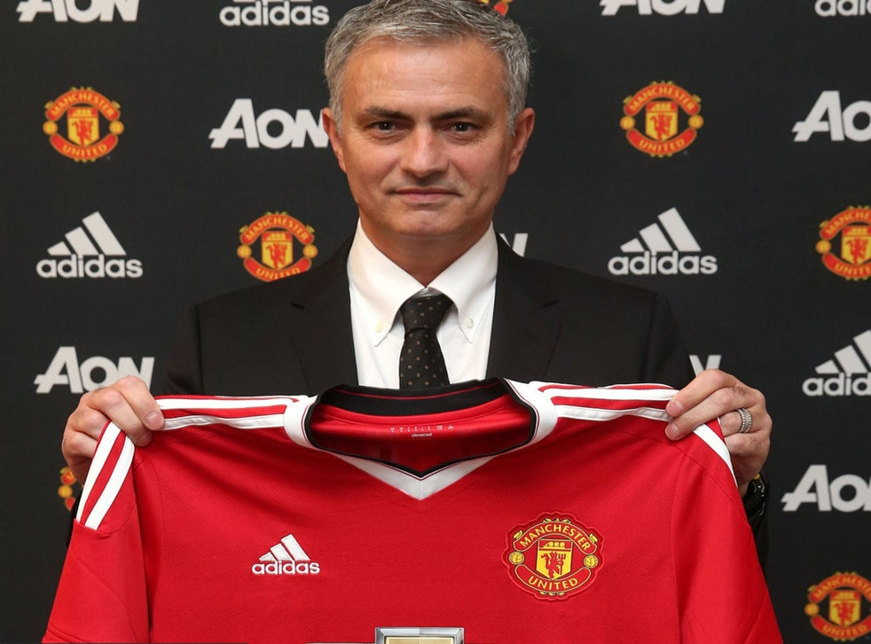 Jose Mourinho Named Manchester United Manager Club Confirm Appointment On Three Year Deal The Independent The Independent
