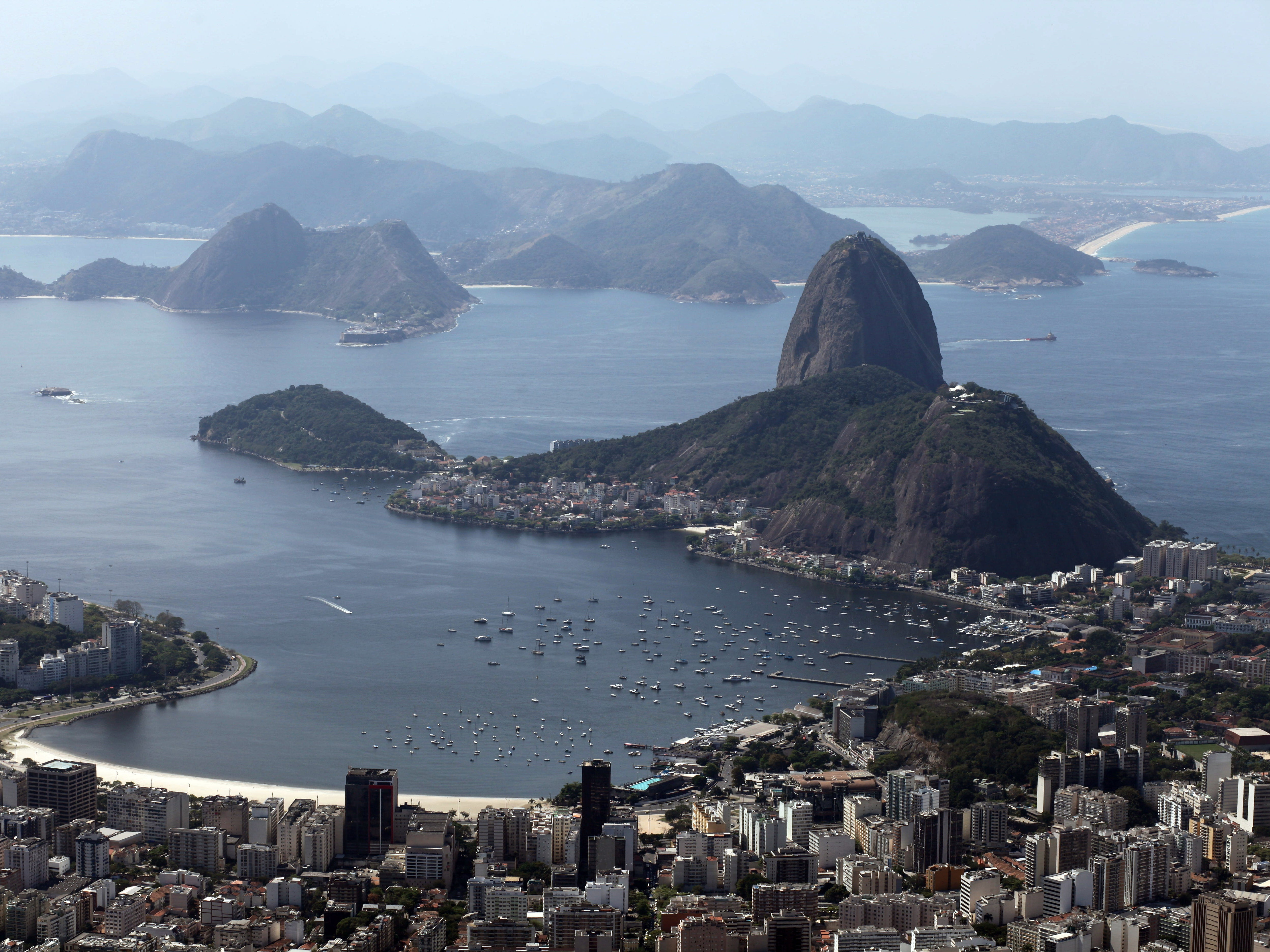 More than 30 men 'rape teenage girl in Rio' and post video