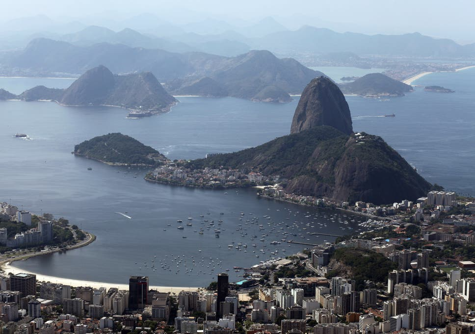 More than 30 men 'rape teenage girl in Rio' and post video on
