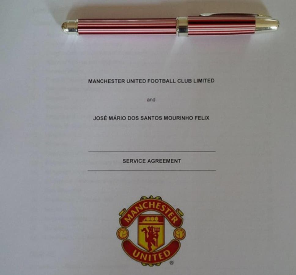 Manchester United Manager Jose Mourinho Joins Instagram With