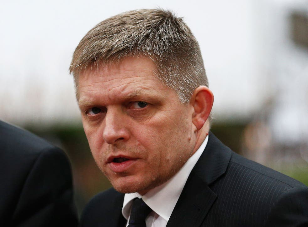 Slovakian Prime Minister Robert Fico has expressed hard-line views on migration