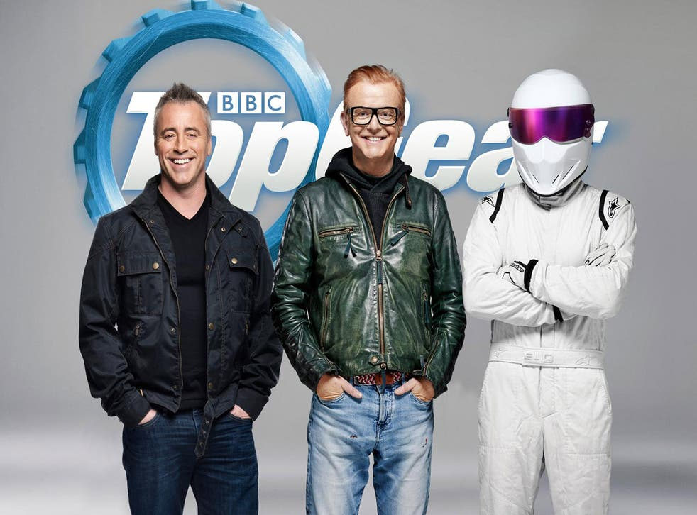 Matt LeBlanc joined Chris Evans on Top Gear after Jeremy Clarkson was forced to leave