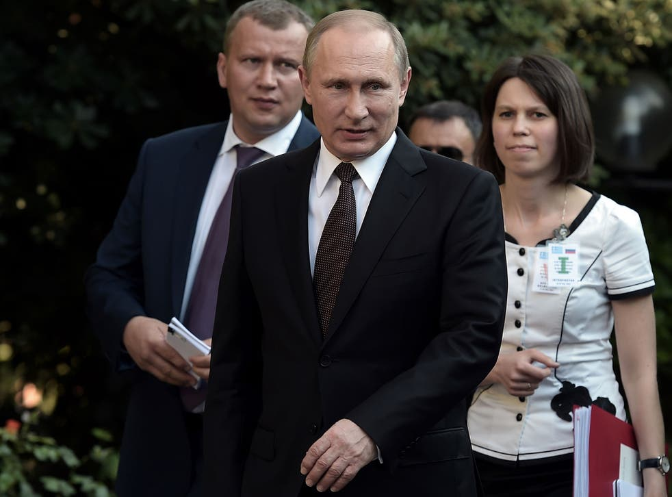 Putin issued his starkest warning yet over the missile shield