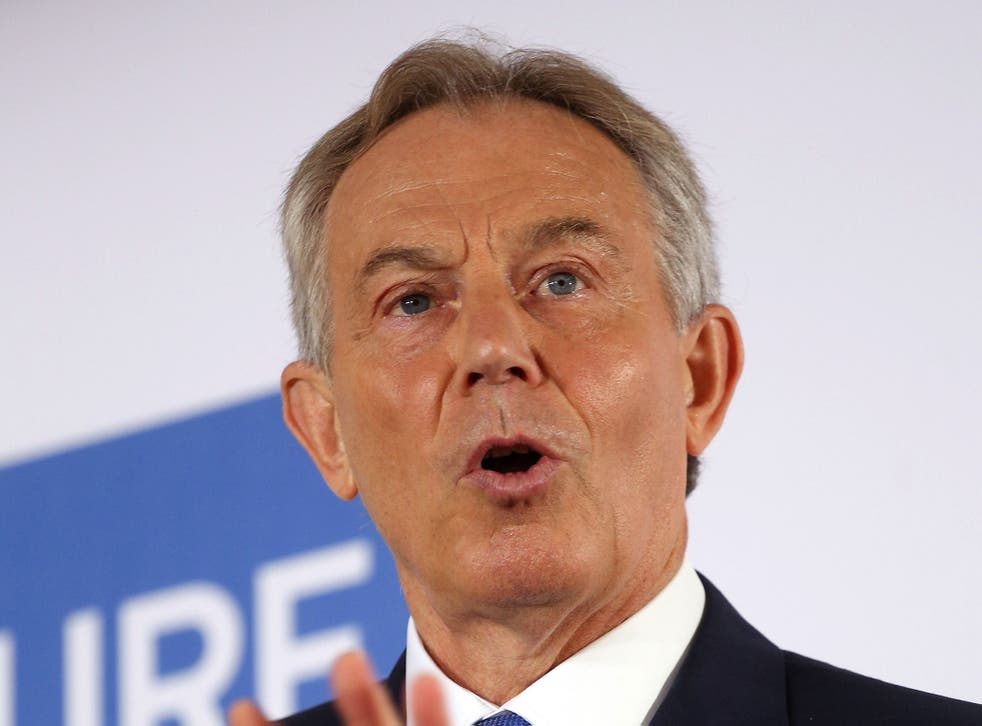 Tony Blair has stated he hopes the results of the Chilcot inquiry will instigate debate
