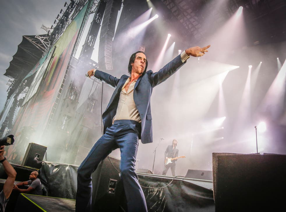 Nick Cave's son died after falling from a cliff in Brighton last July