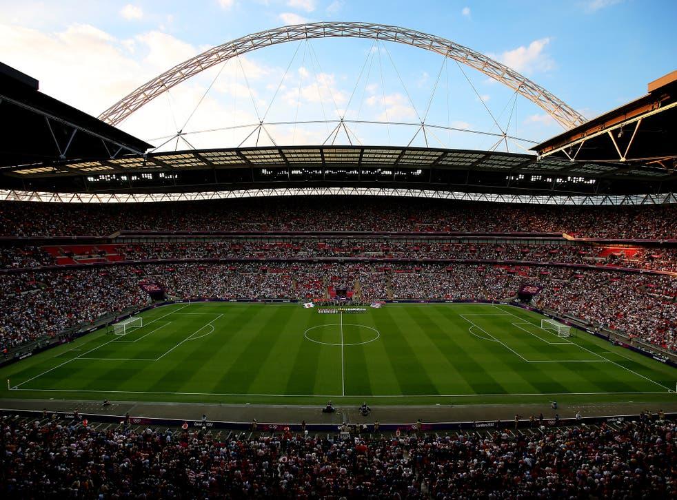 Tottenham will play their Champions League matches at Wembley Stadium next season