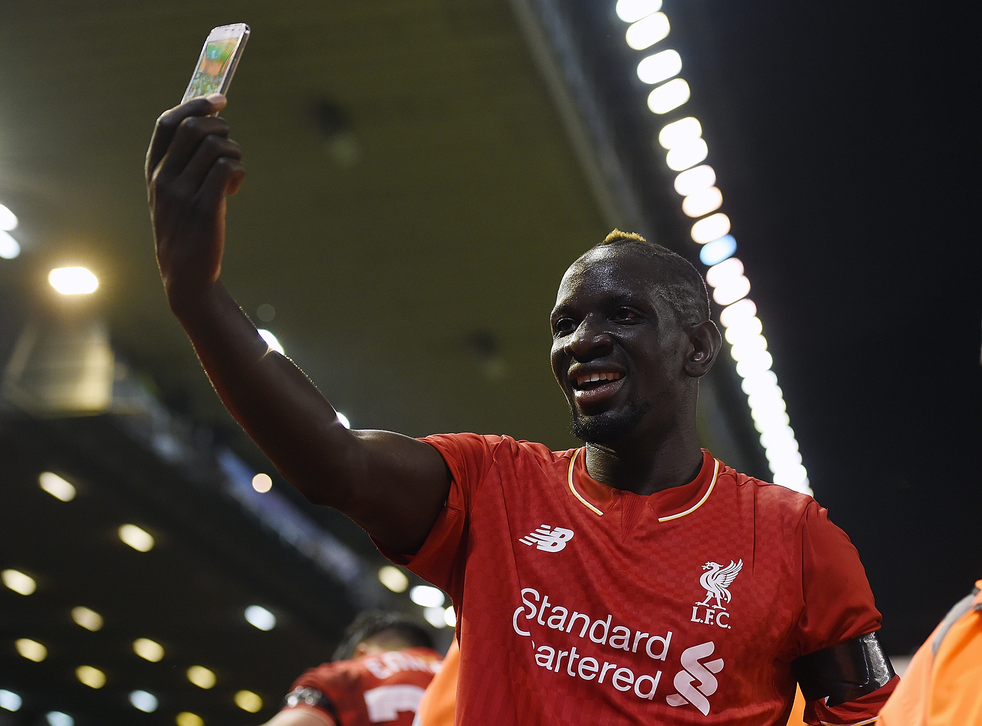 Sakho missed Liverpool's final seven fixtures, including the Europa League final