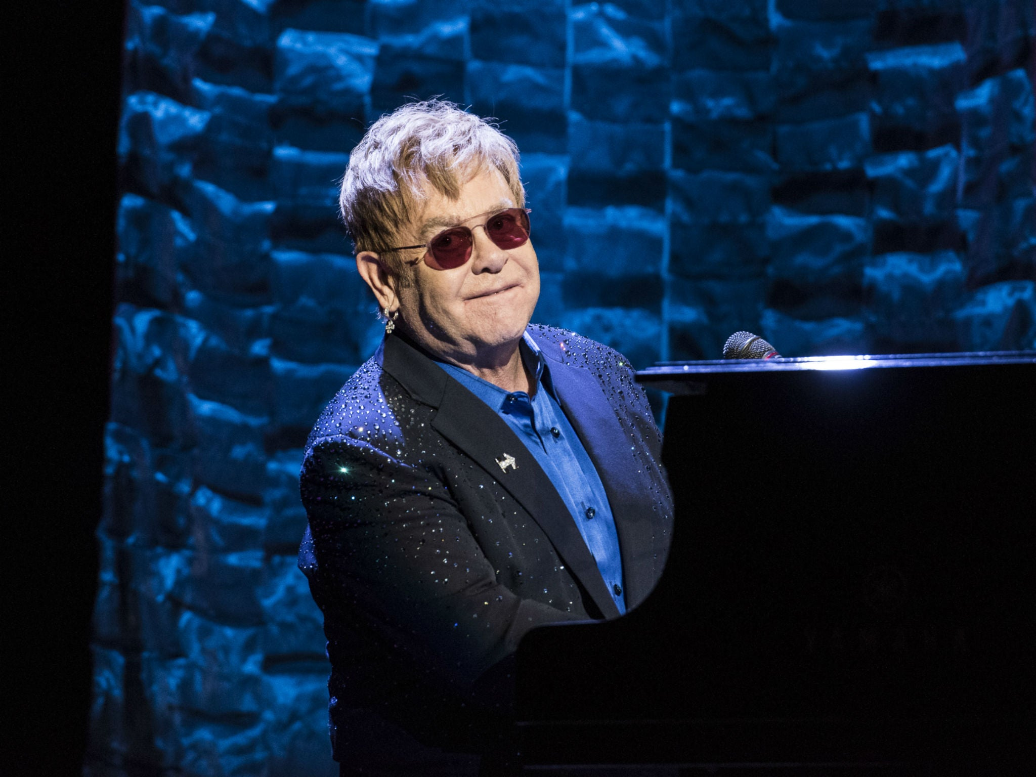 elton gay singles I'm still standing is a song by british rock musician elton john, from his platinum-certified 1983 album, too low for zero john said this was my reaction to still being relevant and.