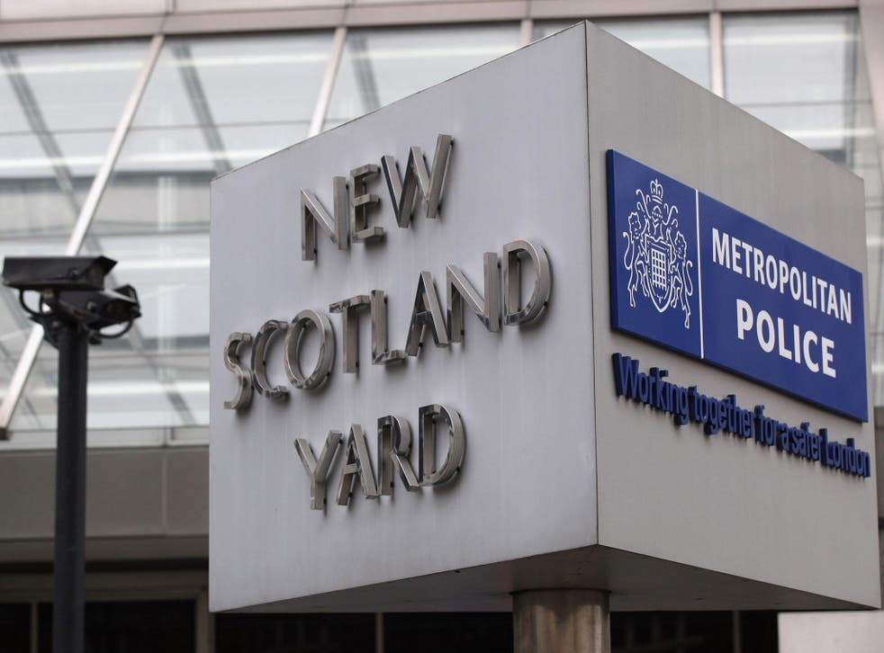 Sergeant Kirsten Treasure, who worked in Croydon, south London, has been dismissed without notice
