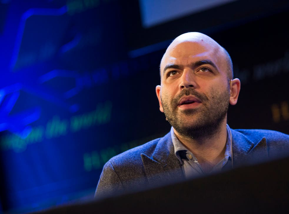 "Roberto Saviano called the UK ""the most corrupt place on Earth"""