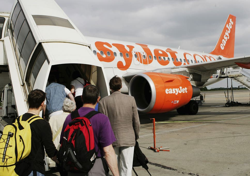 EasyJet to turn away 'have a go' fliers who arrive less than