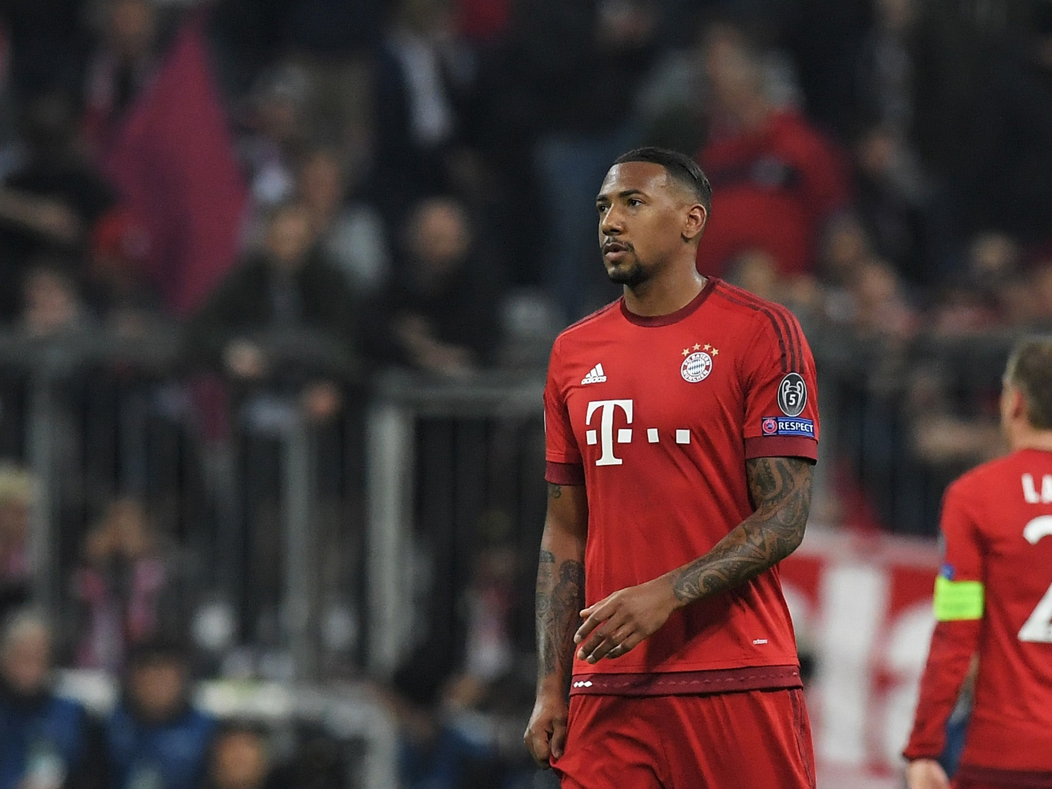 German politician in race row over Jér´me Boateng ments