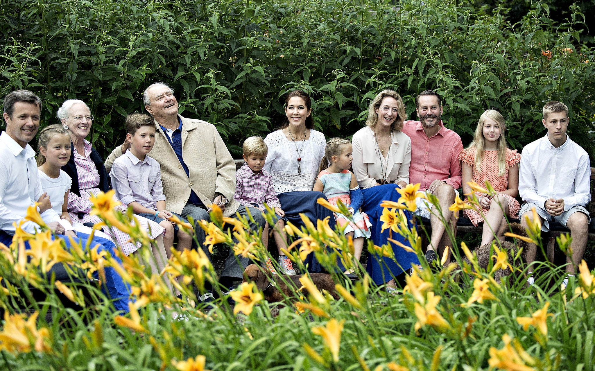 Danish Royal family - latest news, breaking stories and