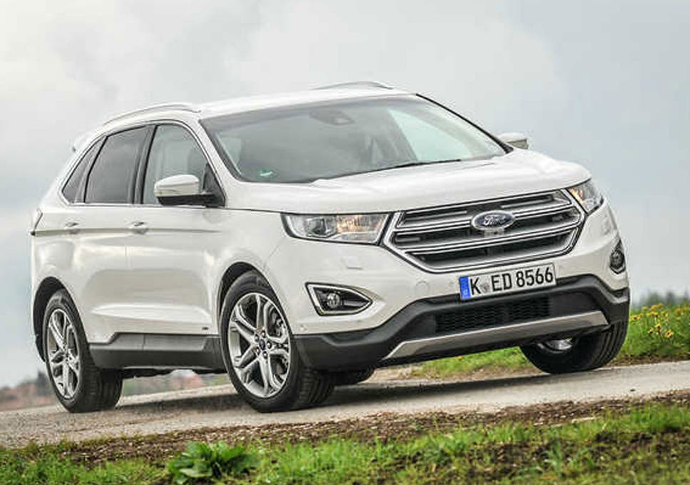 Ford Edge   Car Review Suv Is Big Comfortable And Refined