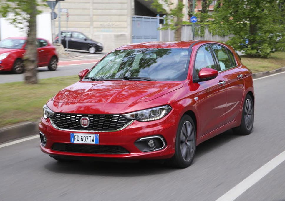 Fiat Tipo 14 T Jet Lounge Car Review New Hatch Promises Value And