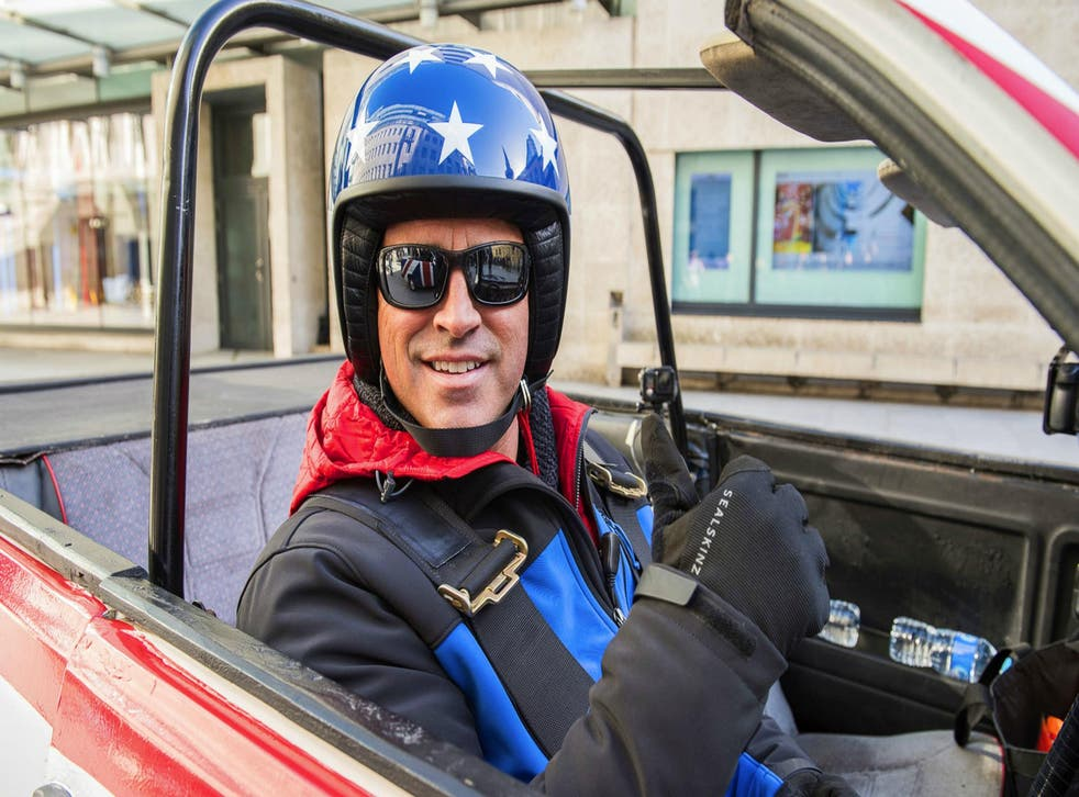 LeBlanchosting 'Top Gear'