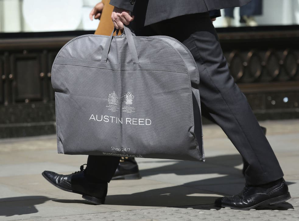 Austin Reed Collapse Uk Fashion Retailer To Cut 1000 Jobs With All Stores Closing By End Of June The Independent The Independent