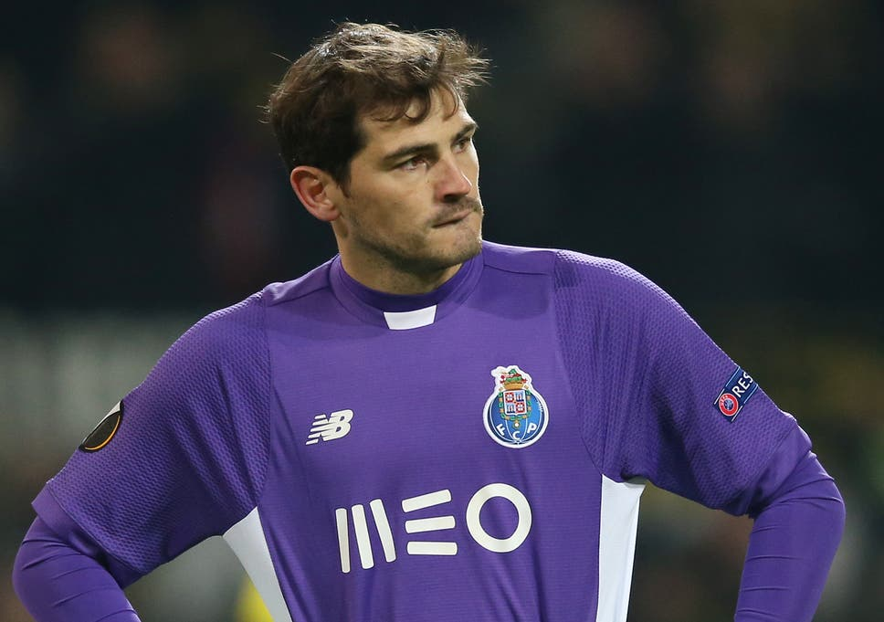 93a4700bd Iker Casillas condemned for making  racist  joke to Porto team-mate ...
