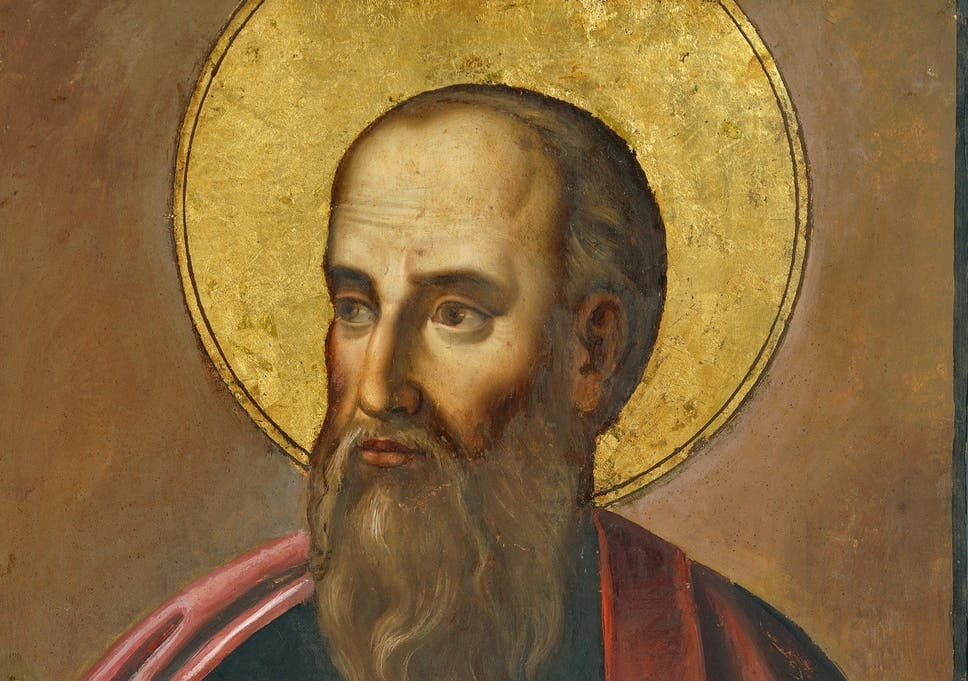 Image result for IMAGES OF SAINT PAUL