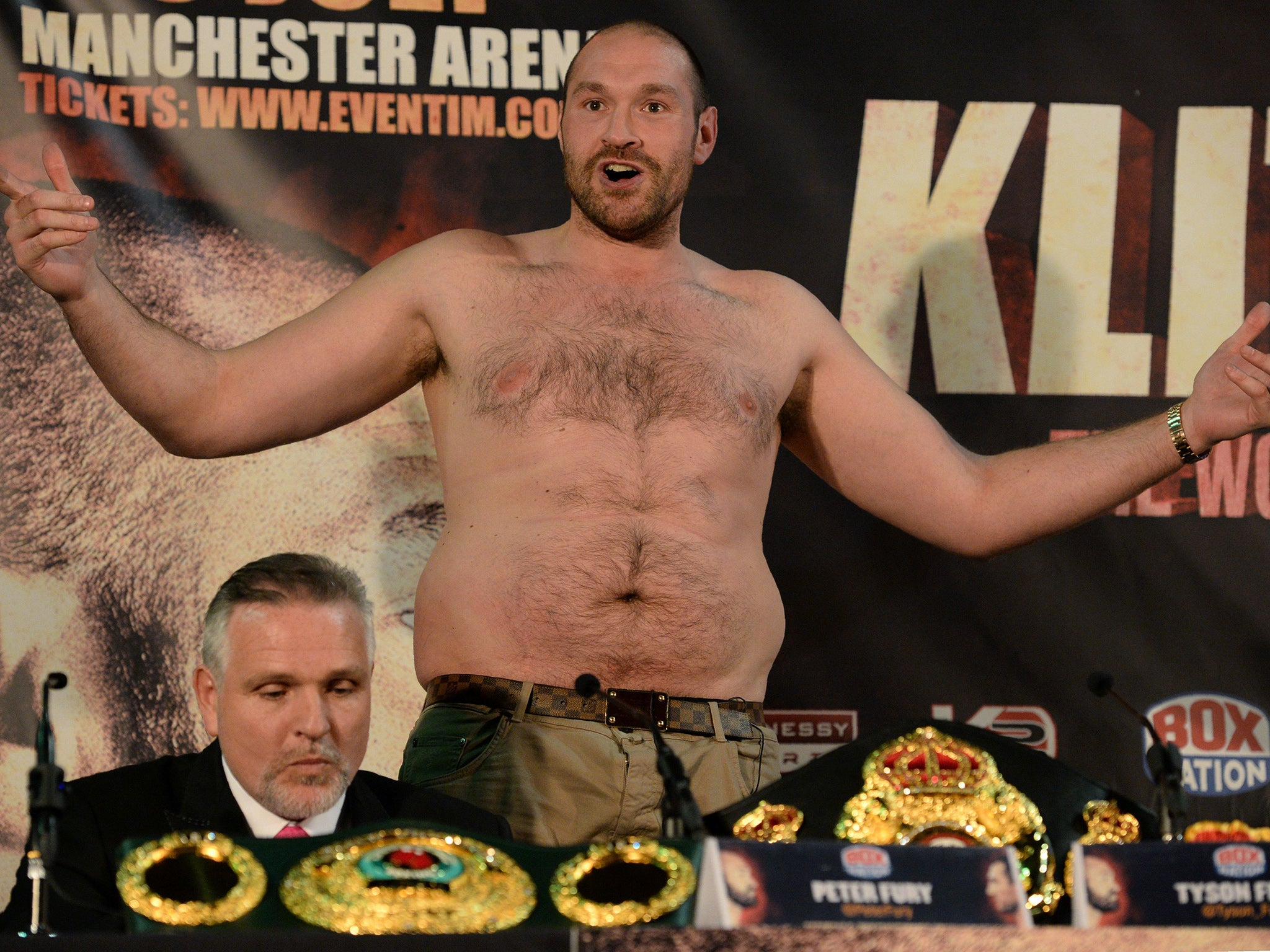Discussion on this topic: The Diet That Helped Tyson Fury Lose , the-diet-that-helped-tyson-fury-lose/