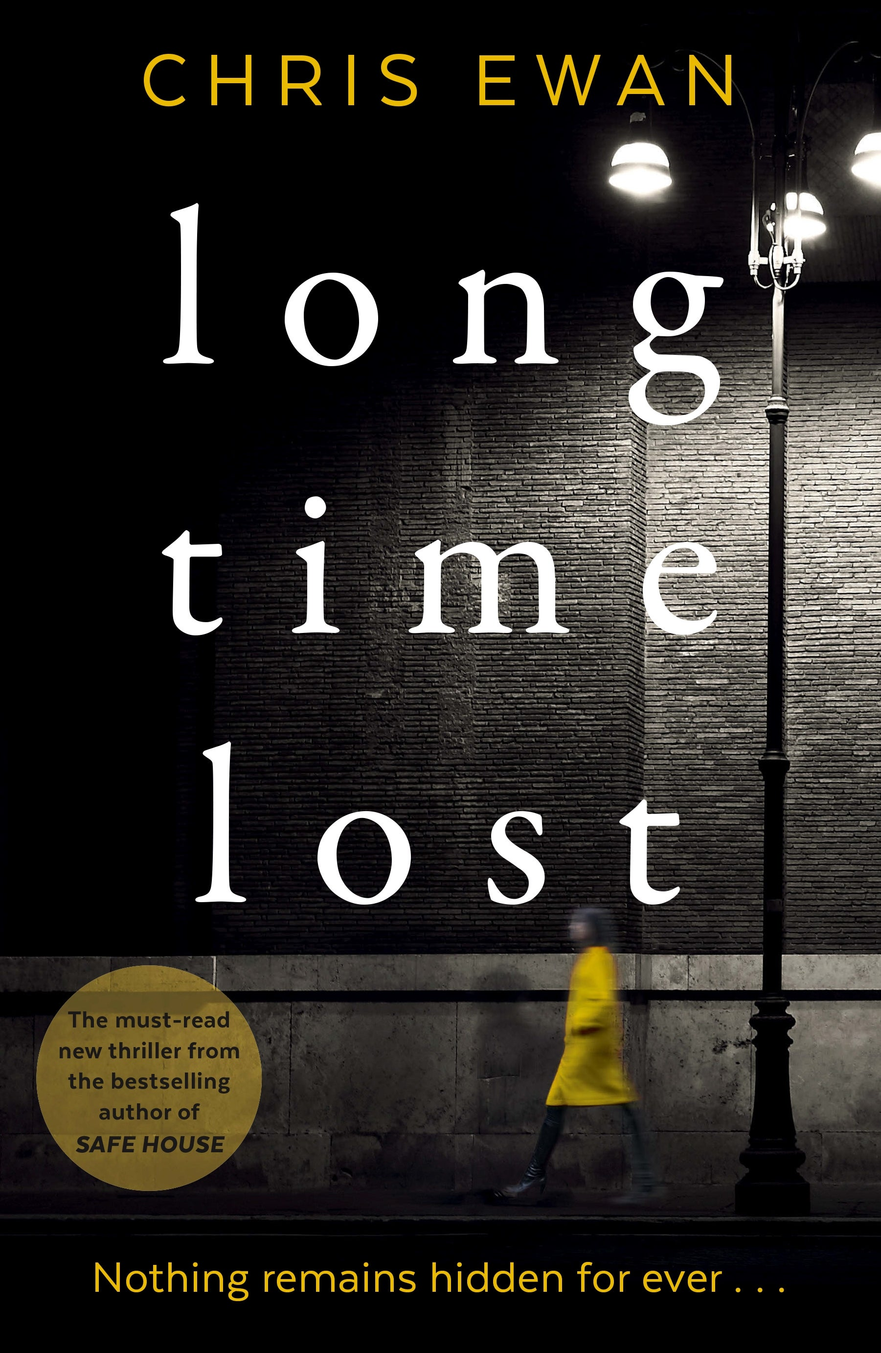 Long Time Lost By Chris Ewan Book Review A Masterful