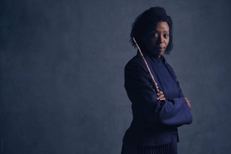 JK Rowling calls Noma Dumezweni's Hermione critics 'a bunch of racists'