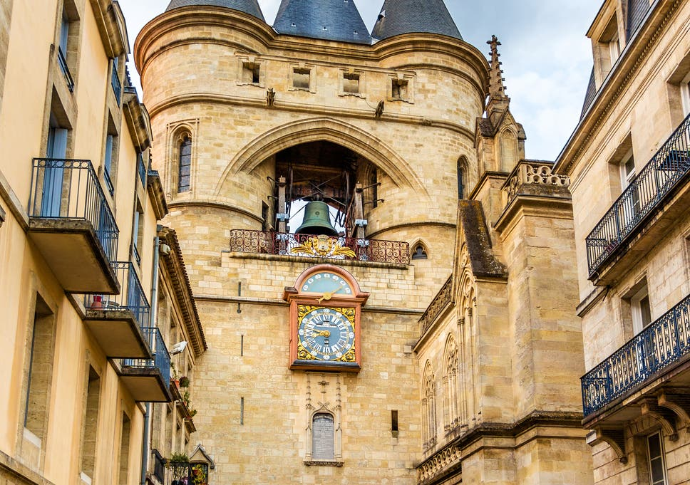 Carte Bordeaux Unesco.48 Hours In Bordeaux Hotels Restaurants And Places To Visit In The