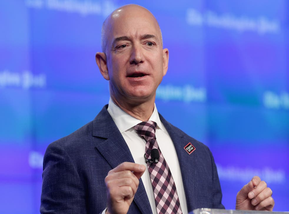 Asked how much passengers would pay, Mr Bezos said he did not know yet, but he predicted ticket prices would decline as space flight became more common
