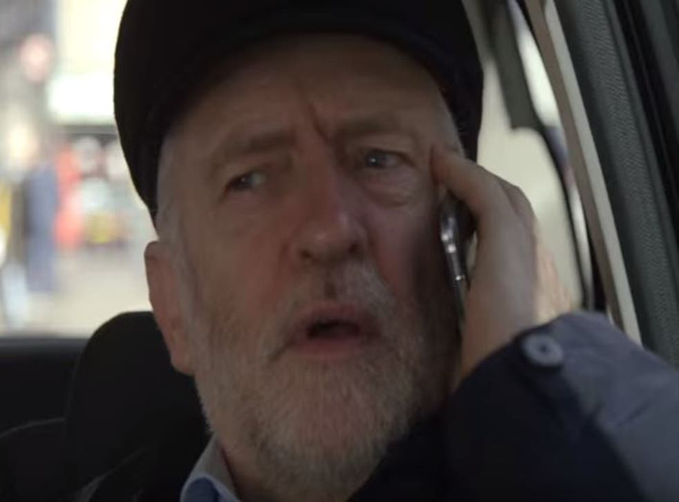 Vice news filmed Corbyn and his team for eight weeks for the documentary Jeremy Corbyn: The Outsider