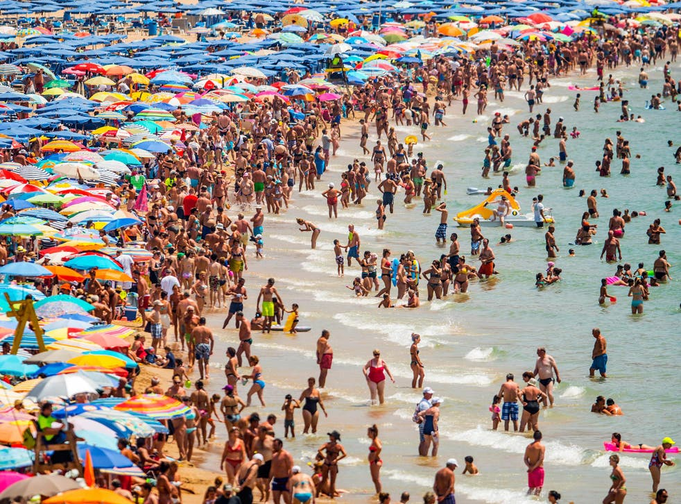 Will the EU referendum result affect the holiday prospects of Britons hoping to head to Spanish beaches?