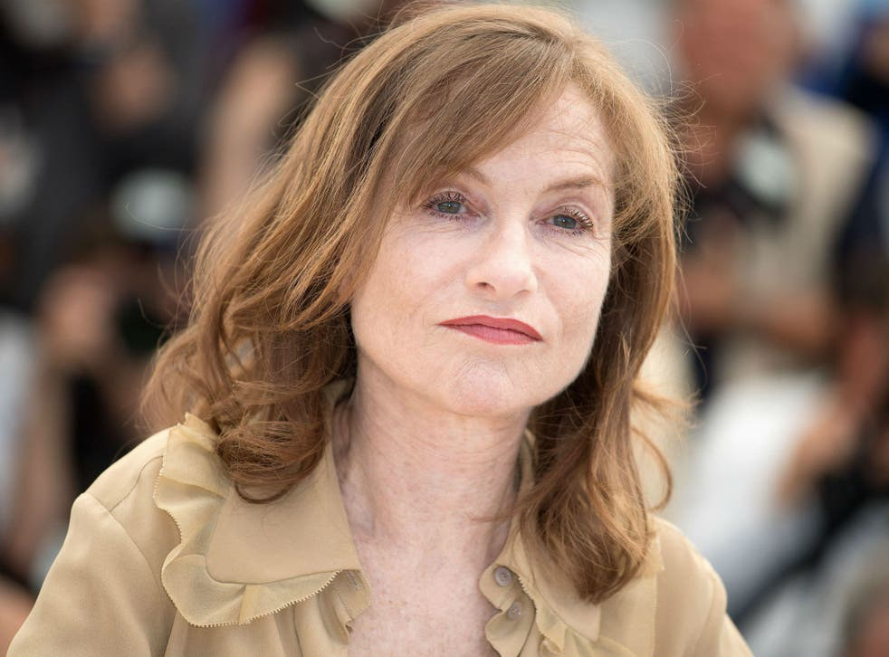 French actress Isabelle Huppert has played over 100 roles but denies referencing past characters in her new films