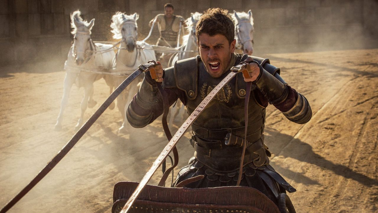 Image result for Ben-Hur 2016