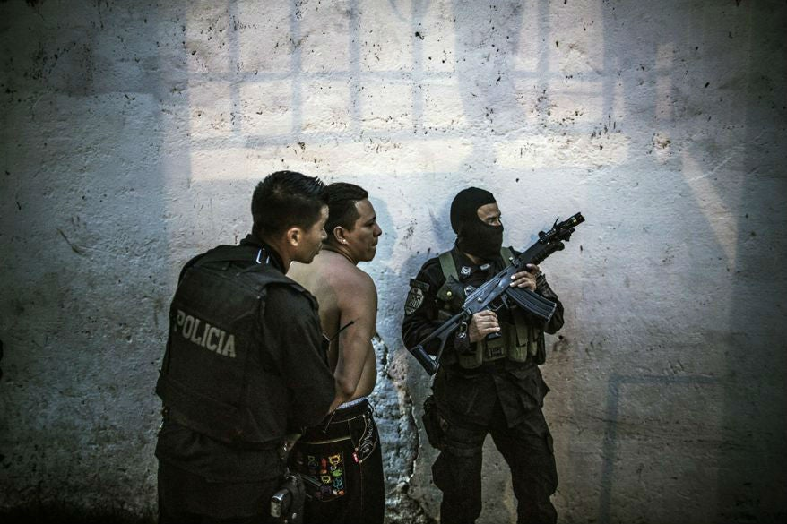 El Salvador: Inside the world's deadliest peacetime country