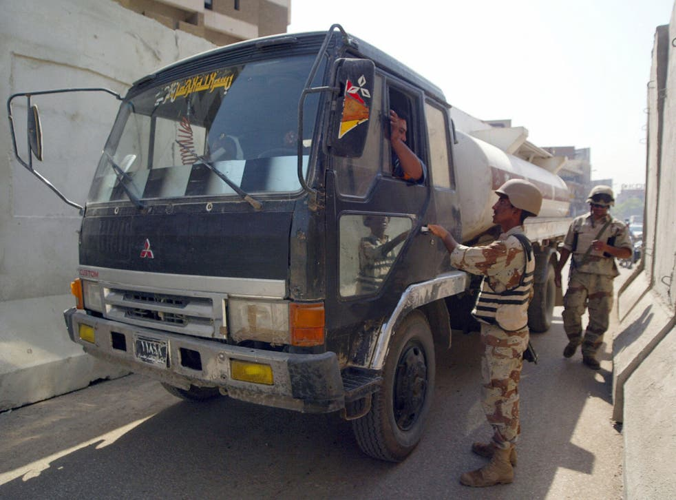 Levying charges on vehicles passing through checkpoints is one of Iraq's most remunerative rackets