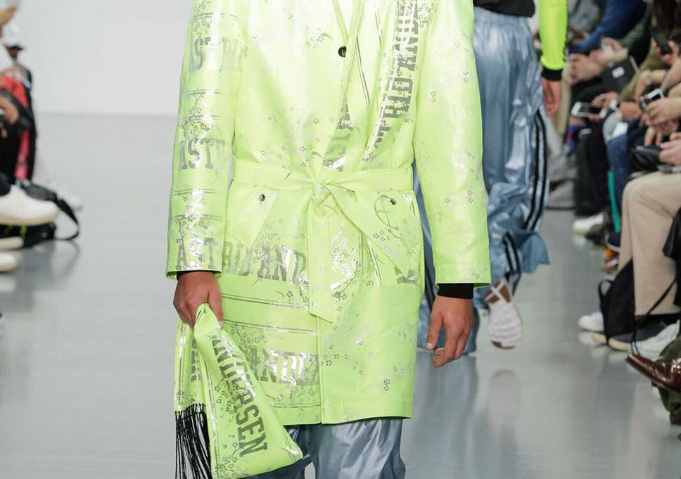 f9fcf62a7284 Summer fashion  Neon is one of this season s hottest trends - but approach  with caution (and perhaps sunglasses)